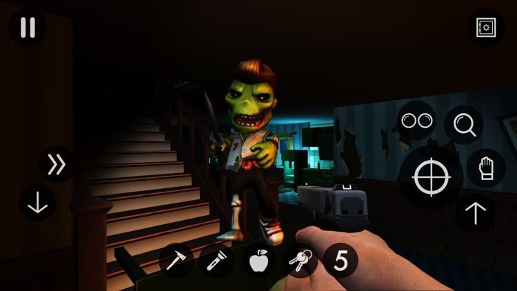 Horror House - Scarry Game screenshot-3