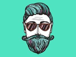 Mustache Gracias