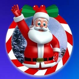 Call with Santa christmas Quiz