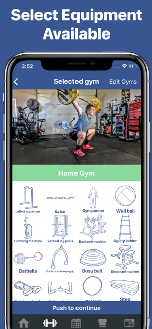 gymster gym tracker macros on the app store rh apps apple com