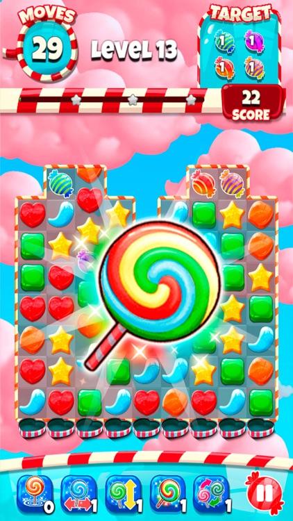 Candy Pop - Match 3 Jam screenshot-7