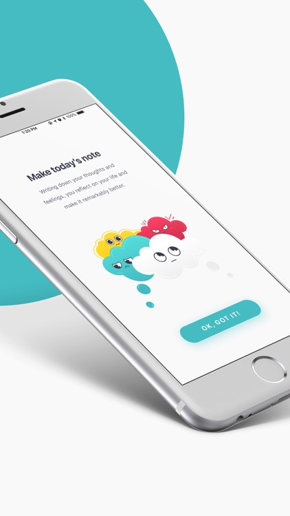 Emotee: Your Journal