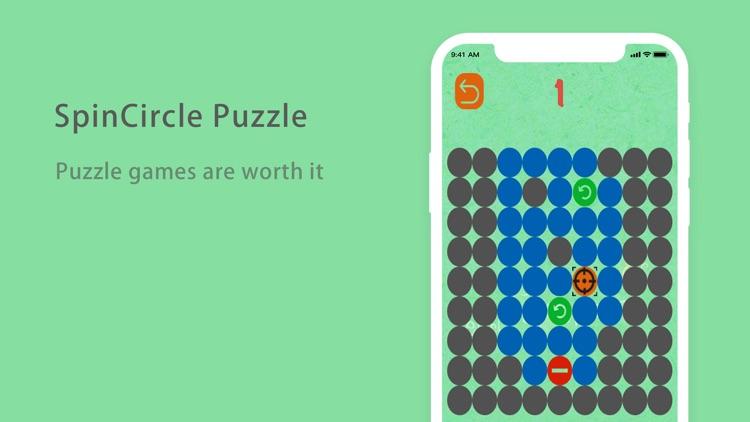 SpinCircle Puzzle screenshot-3