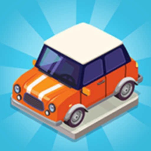 Better Car - Merge & Idle Game