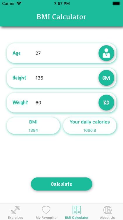 Hi-Fitness-Exercises screenshot-7