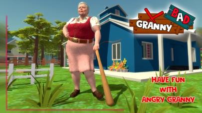 Bad Granny - Horror Farmلقطة شاشة1