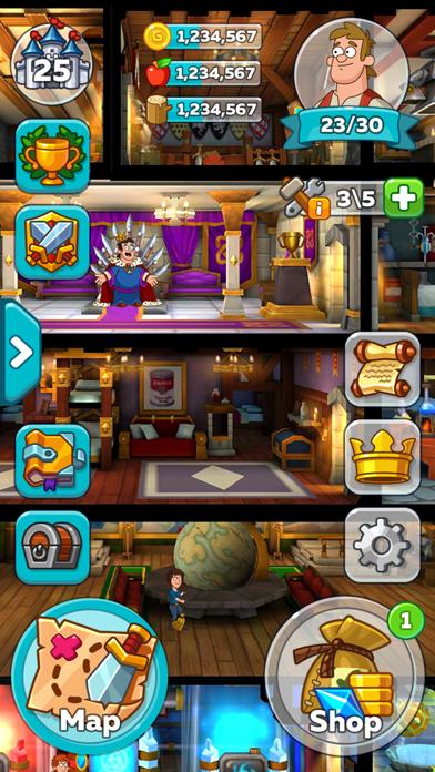 Herunterladen Hustle Castle: Fantasy Schloss für Pc