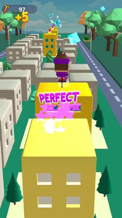 Pogo Hop 3D screenshot 2