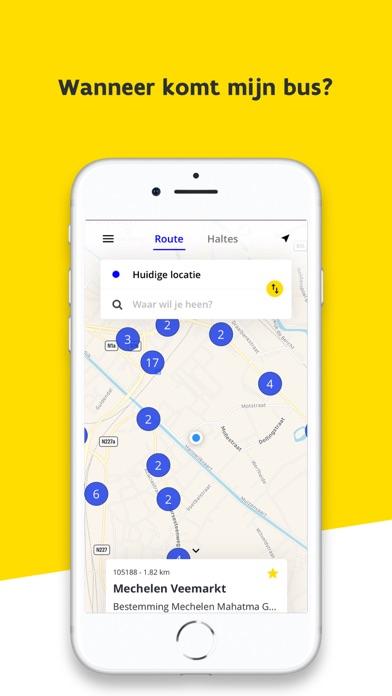 Screenshot for De Lijn in Mexico App Store