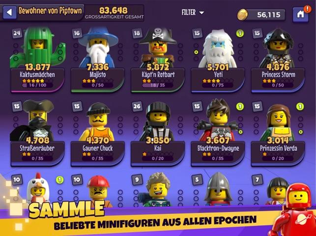 LEGO® Legacy: Heroes Unboxed Screenshot