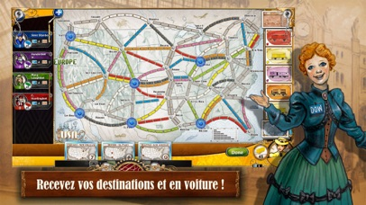 Screenshot #3 pour Ticket to Ride