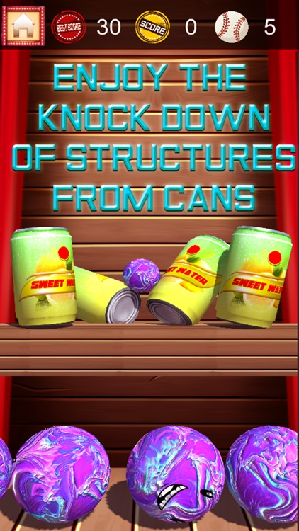 Slime vs Cans: Hit Knock Down