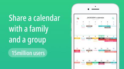 TimeTree: Shared Calendar by JUBILEE WORKS, Inc  (iOS