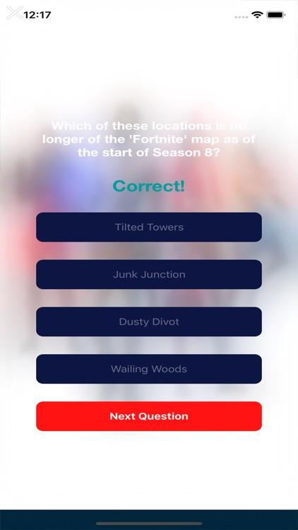 Quiz V-Bucks screenshot-3