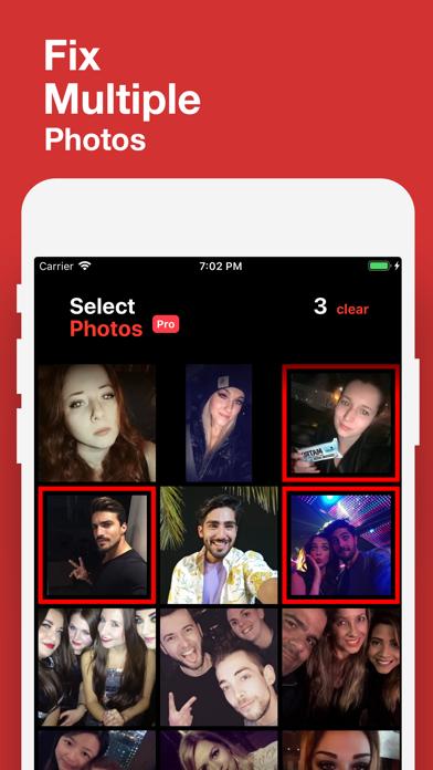 Fix+: Red Eye Remover screenshot 4