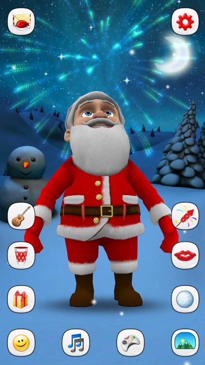 Santa Claus - Christmas Game screenshot-3
