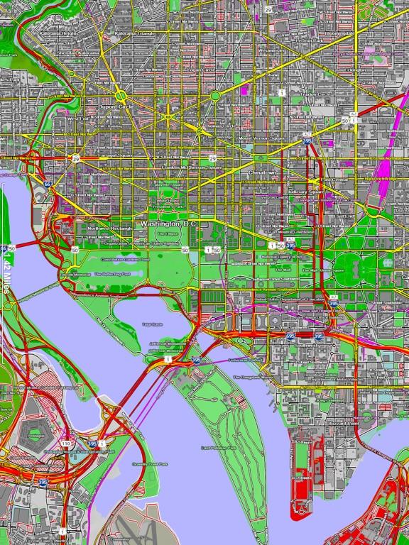 You Need A Map screenshot