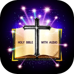 Holy Bible With Audio (KJV)