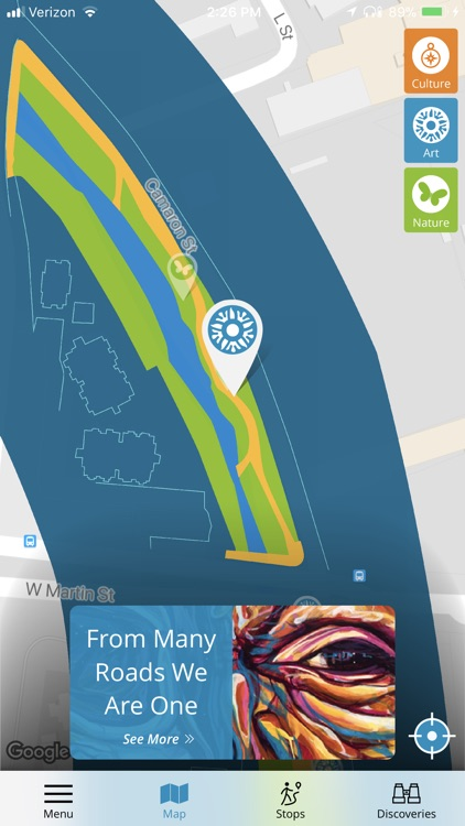 San Pedro Creek Culture Park screenshot-3
