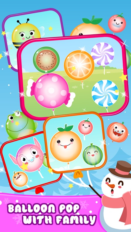 Pop it - Balloon Pop screenshot-3