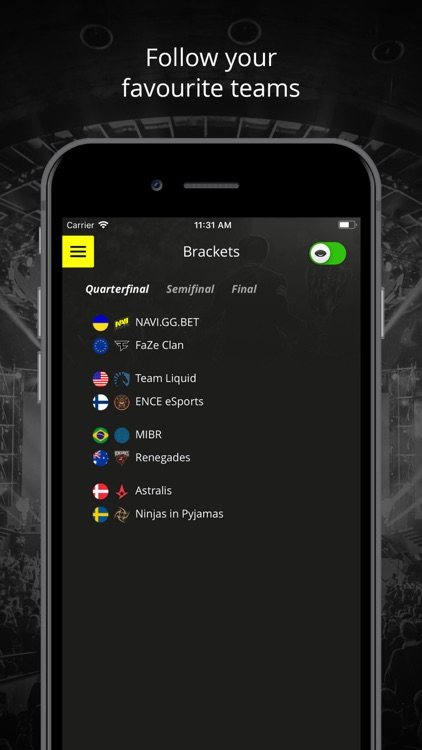 ESL Event screenshot-3