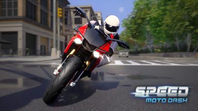 Speed Moto Dash:Real Simulator screenshot 1