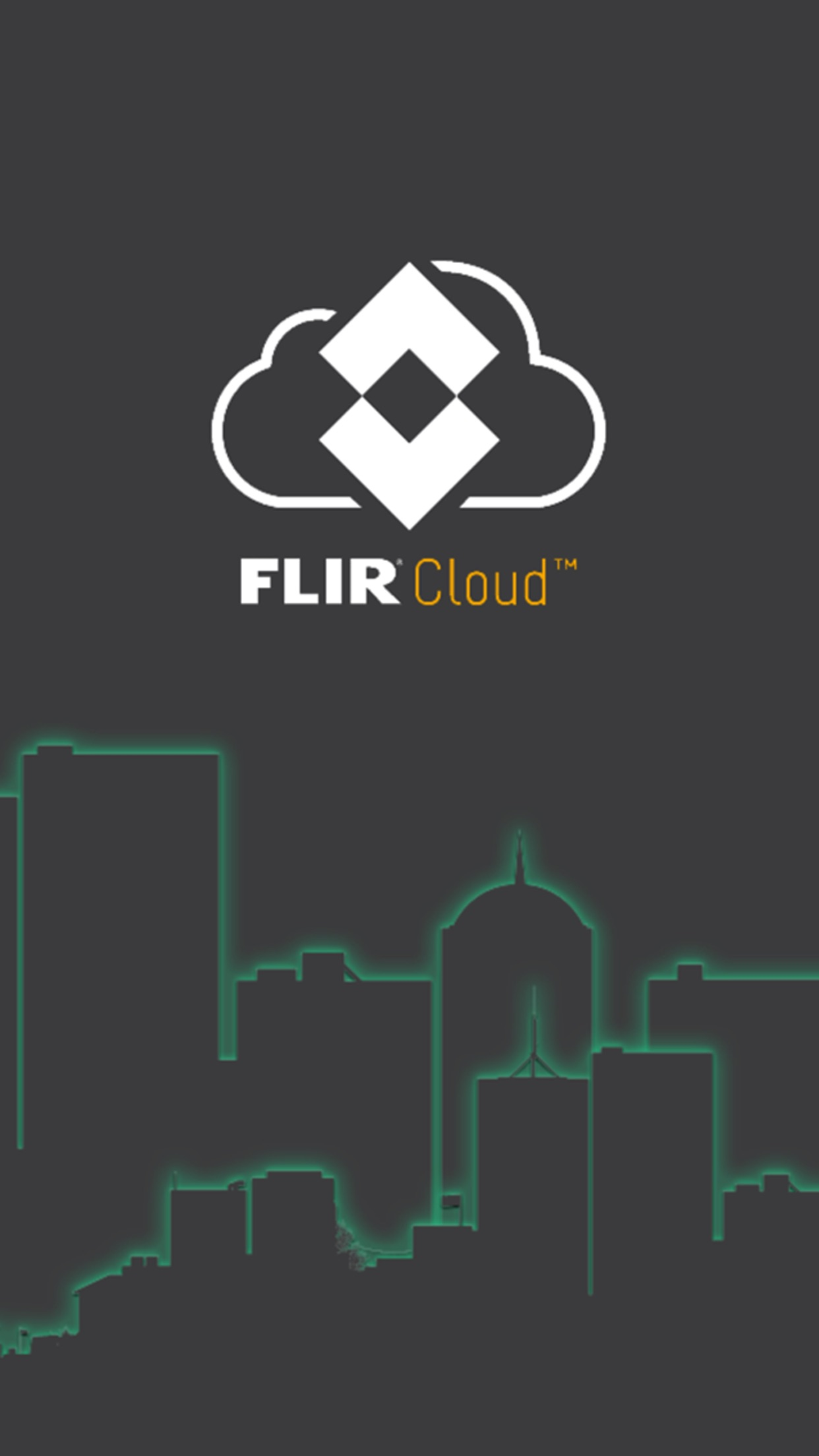 FLIR Cloud Screenshot