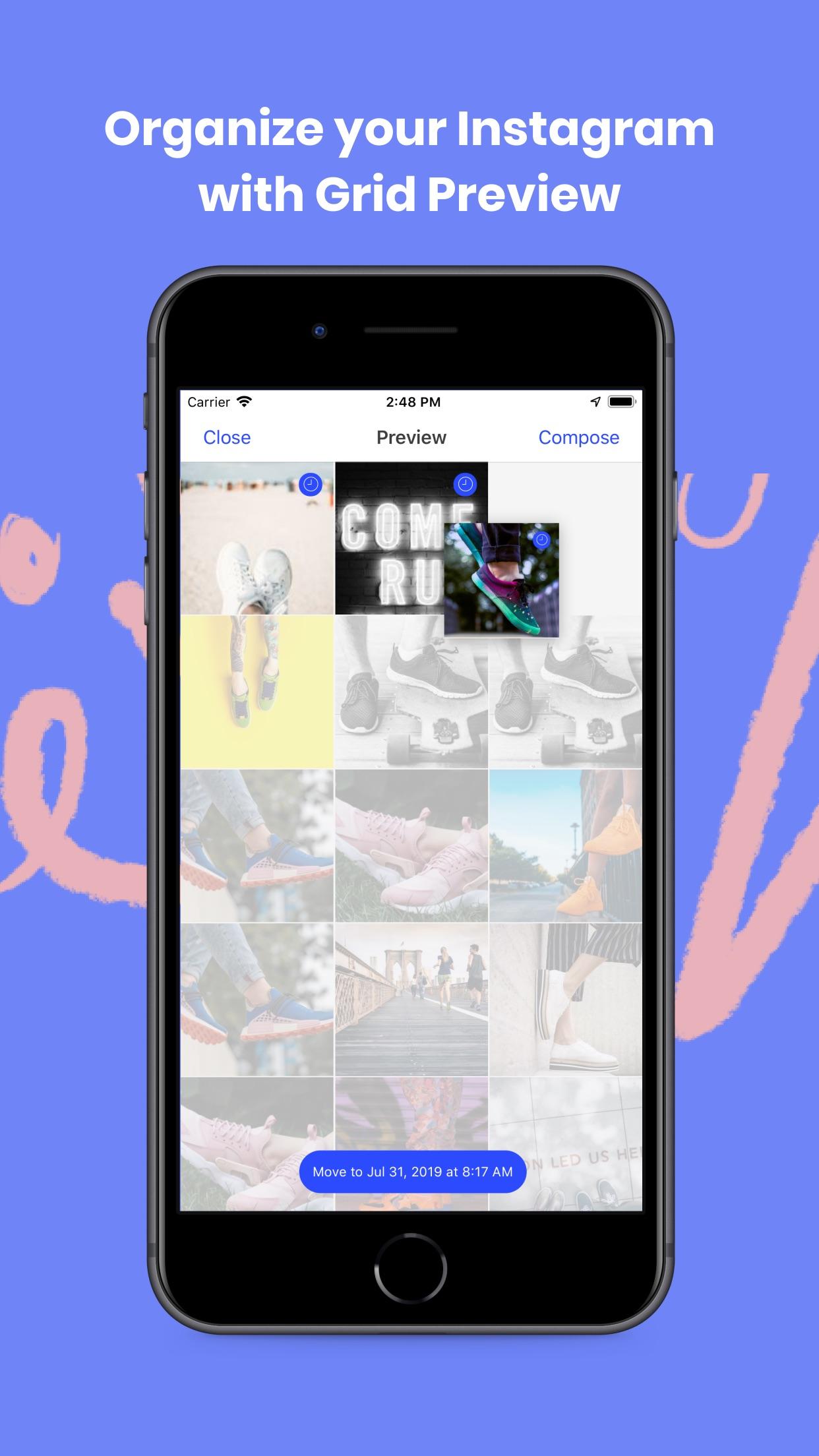 Screenshot do app Buffer: Social Media Manager