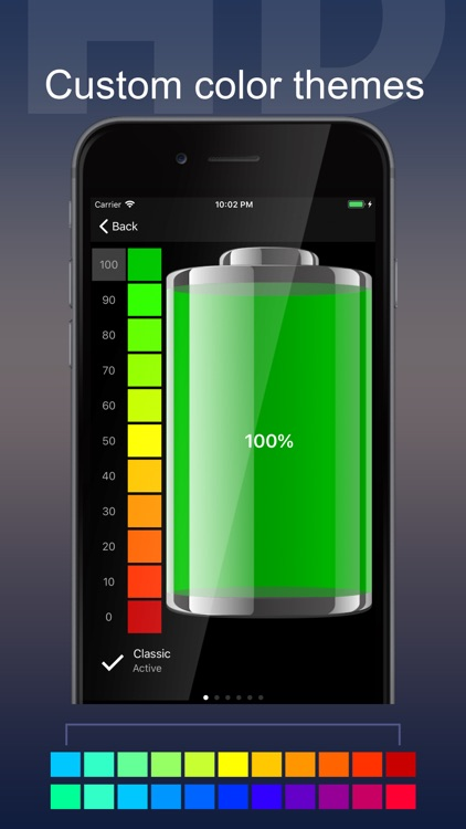 Battery HD+ screenshot-3