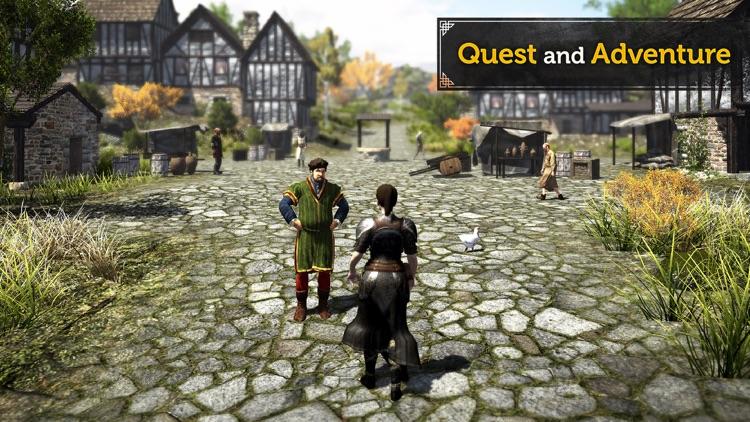 Evil Lands: MMO RPG screenshot-3