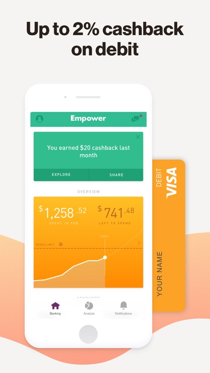 Empower - Get Paid to Bank