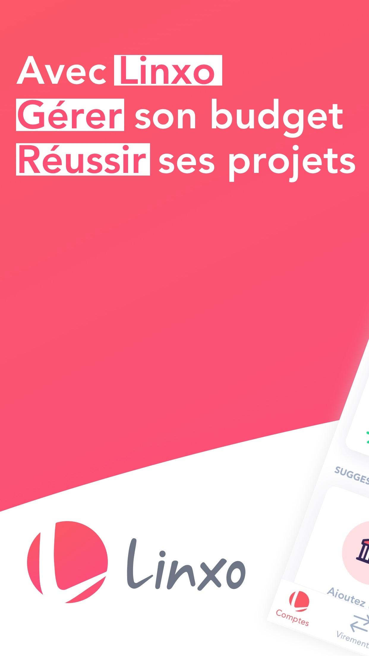 Linxo - L'app n°1 de budget Screenshot