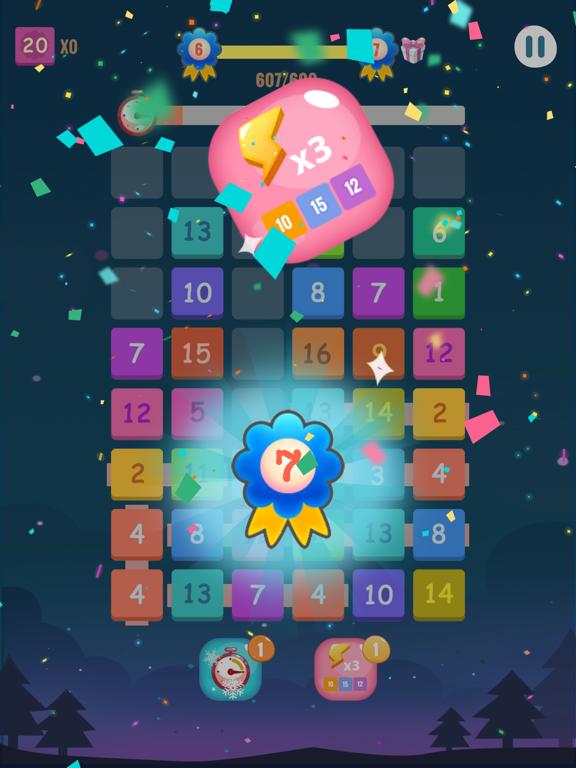 Number Blocks - Merge Puzzle screenshot 8