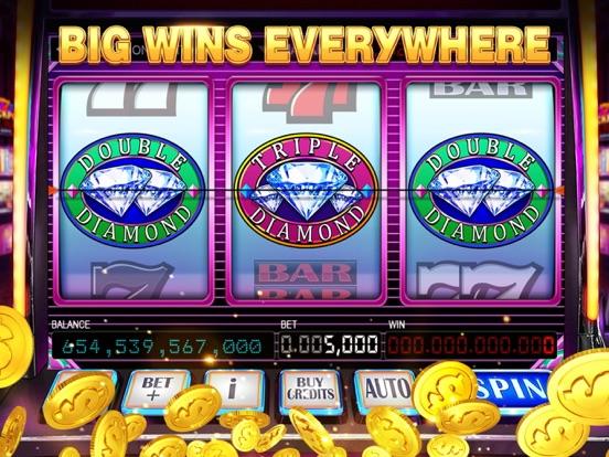 Classic Slots ™: Vegas Casino-ipad-1