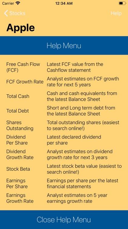 Stock Price screenshot-5