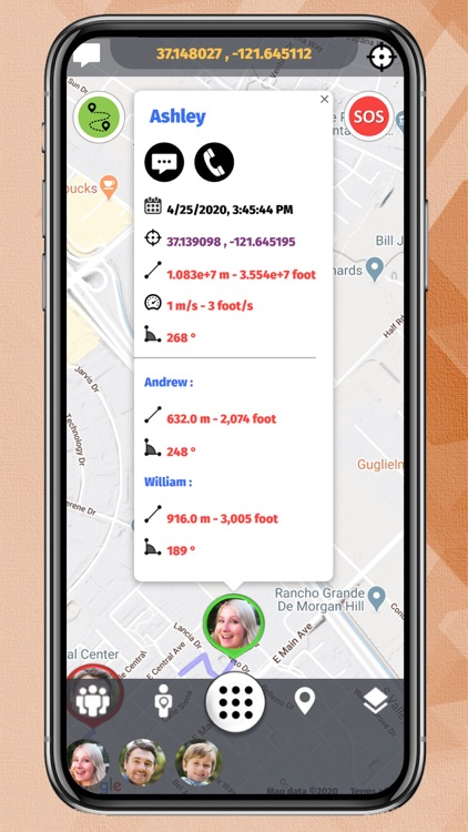 Gps Tracking - Family