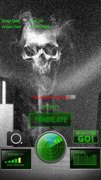 Ghost Detector+ screenshot-0