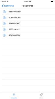Router Keygen: WiFi Passwords iphone images