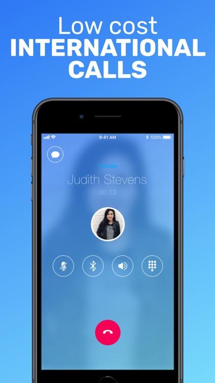 Text Me - Phone Call + Texting screenshot-3