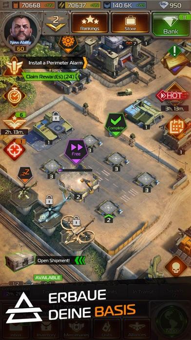 Soldiers Inc: Mobile WarfareScreenshot von 1