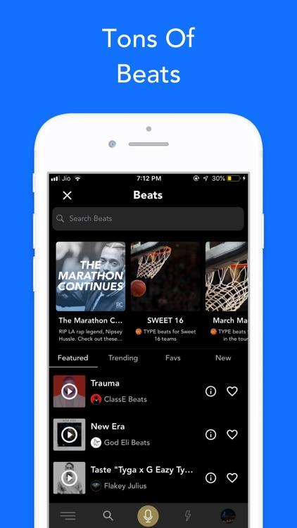 Rapchat — Rap Music Studio screenshot-4