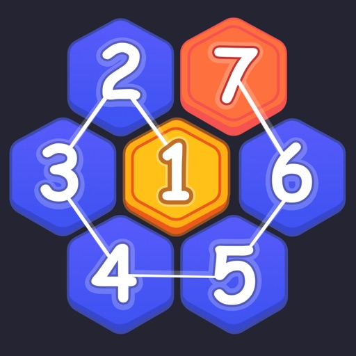 Numbers Maze Puzzle