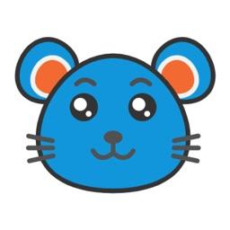 可爱老鼠EMOJI