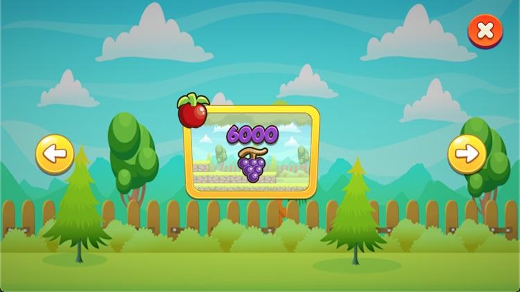 Smart Turtle Fruit Runing Game screenshot-6