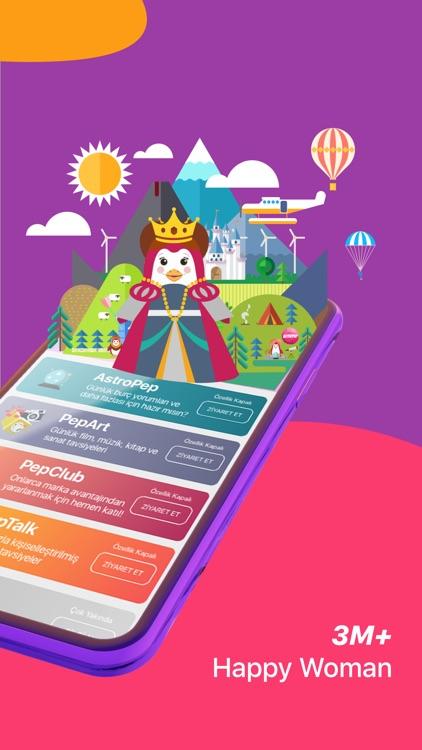 Pepapp • Period Tracker App