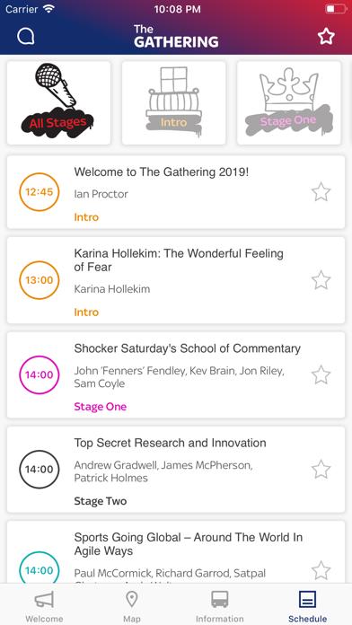 The Gathering 2019 screenshot 4