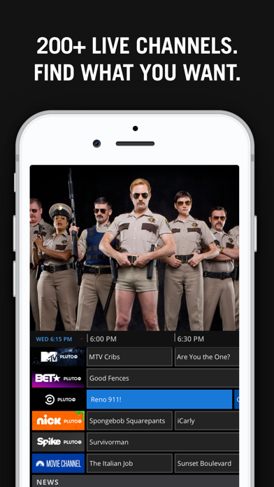 download Pluto TV - Live TV and Movies apps 5
