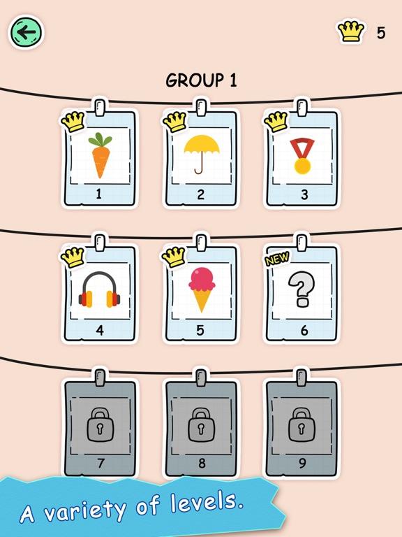 iPad Image of Puzzle Fuzzle
