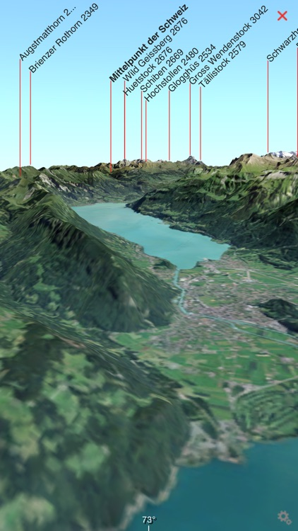 Swiss Map Mobile screenshot-3