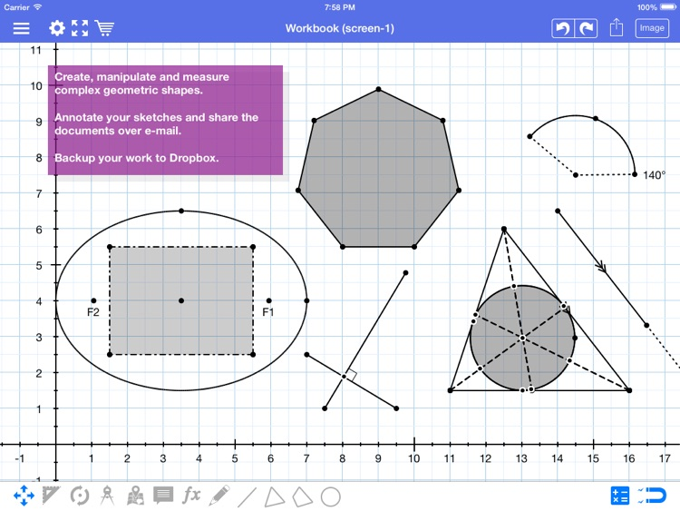 Geometry Pad screenshot-0